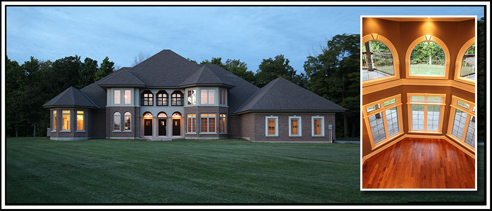 Port Rowan MLS executive home for sale on the Gold Coast, South Coast of Ontario on Lake Erie
